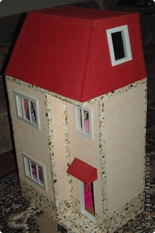 Уютный домик для кукол фото 2