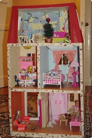 Уютный домик для кукол фото 3