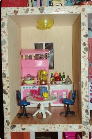 Уютный домик для кукол фото 6