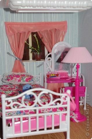 Уютный домик для кукол фото 7