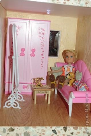 Уютный домик для кукол фото 9