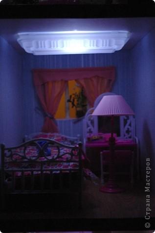 Уютный домик для кукол фото 13