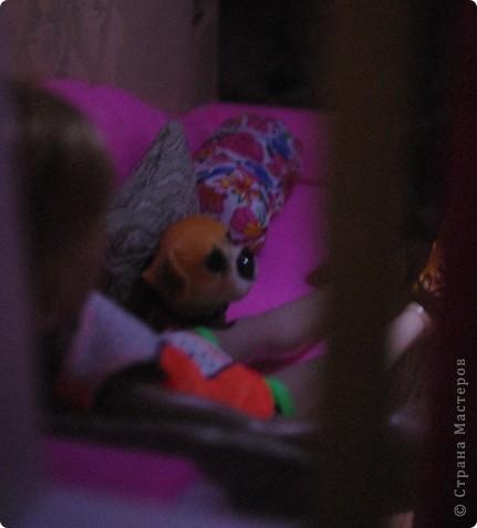 Уютный домик для кукол фото 15