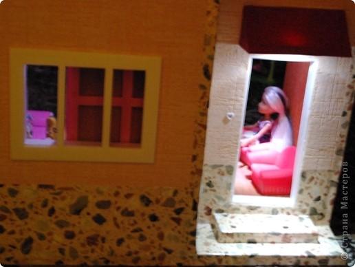 Уютный домик для кукол фото 16