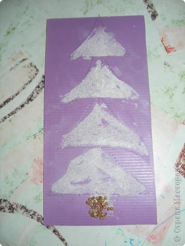 Зимняя елочка