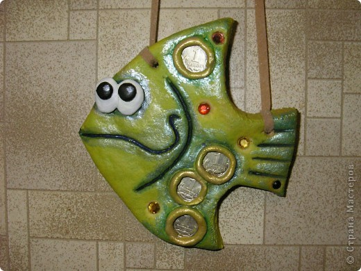 Денежная рыба