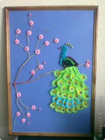 Жар-птица для исполнения желаний (подарок на юбилей) фото 4