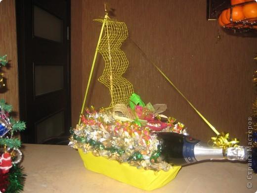 Сладкий корабль фото 2