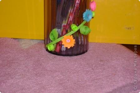 Вот такая карандашница получилась фото 4