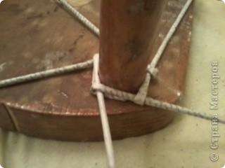 Еще один реставрированный стульчик фото 5