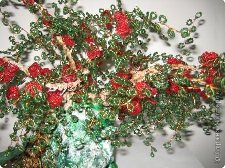 Бисерное дерево. фото 2