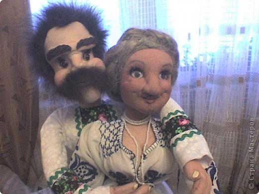 Знакомьтесь- Вакула и Оксана. 20 лет спустя после Рождественской ночи. фото 5