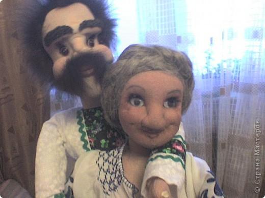 Знакомьтесь- Вакула и Оксана. 20 лет спустя после Рождественской ночи. фото 1