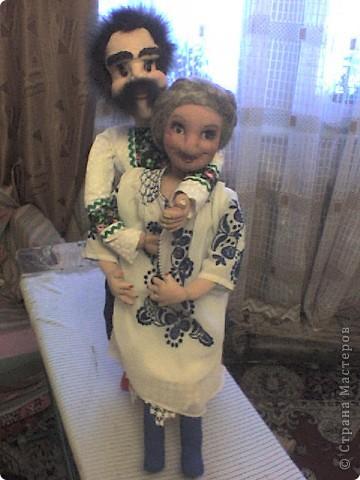 Знакомьтесь- Вакула и Оксана. 20 лет спустя после Рождественской ночи. фото 2