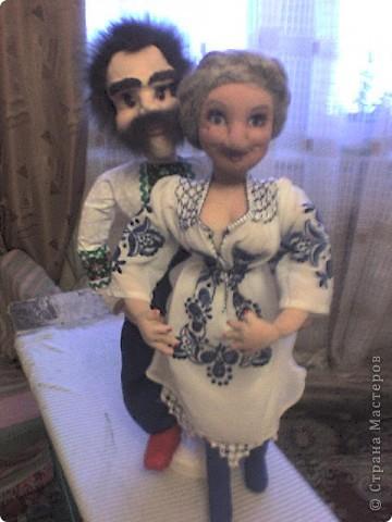 Знакомьтесь- Вакула и Оксана. 20 лет спустя после Рождественской ночи. фото 4