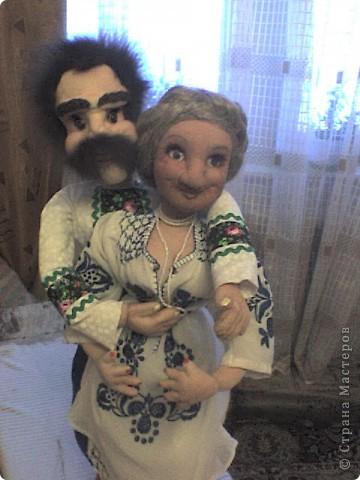 Знакомьтесь- Вакула и Оксана. 20 лет спустя после Рождественской ночи. фото 6