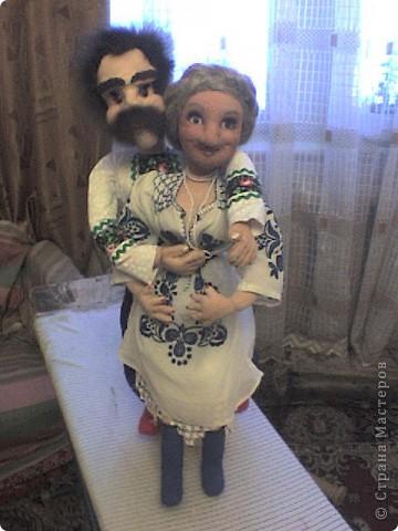 Знакомьтесь- Вакула и Оксана. 20 лет спустя после Рождественской ночи. фото 7