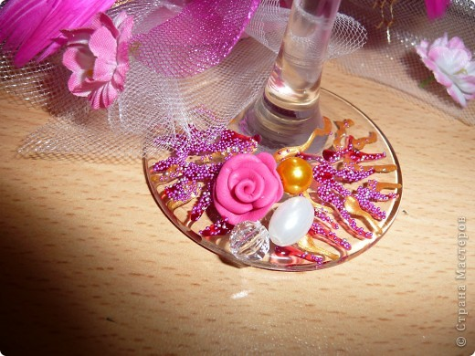Розово-золотой .... фото 4