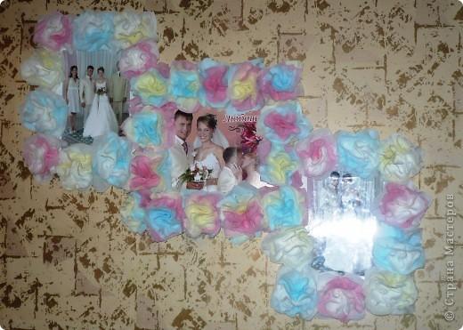 Оформление свадебных фотографий фото 1