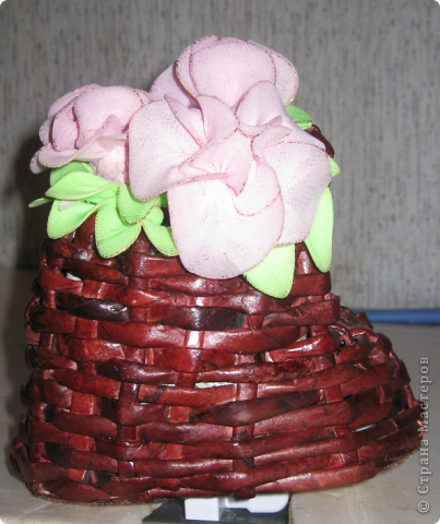 Цветущий тапочек