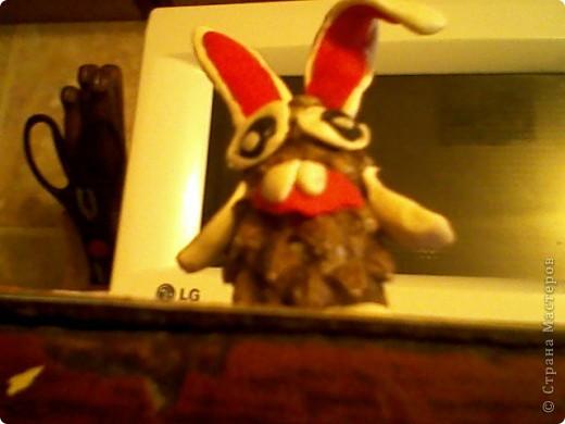 вот моё добро!сначала делаем кролика! фото 14