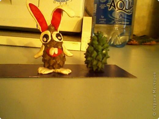 вот моё добро!сначала делаем кролика! фото 21