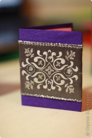 мини-открыточки на новый год фото 2