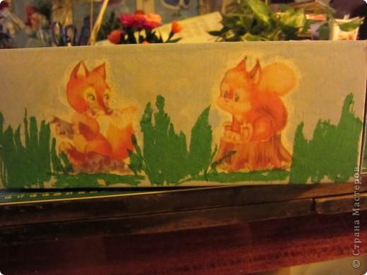 Коробочка для игрушек фото 3