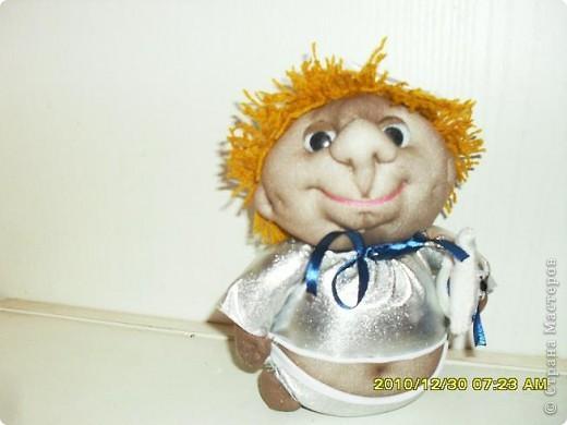 Вот он мой солнечный Пупсенок по МК НеВероятной (http://stranamasterov.ru/node/123246?tid=451%2C1136). Большое спасибо ей за идею и обучение. фото 3