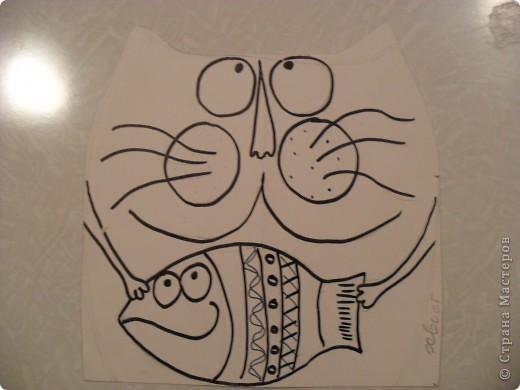 Эскиз делаю на бумаге. фото 1