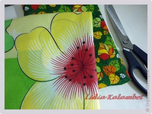 Куклы Шитьё Как я делаю текстильную матрёшку Мастер класс Ткань фото 4