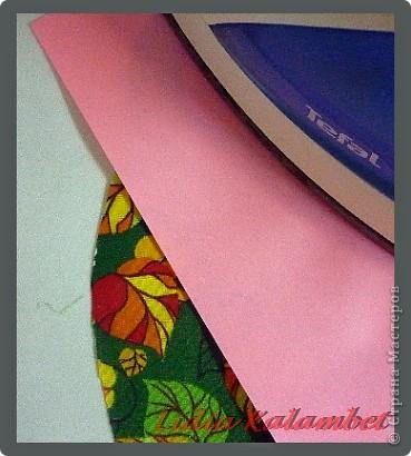 Куклы Шитьё Как я делаю текстильную матрёшку Мастер класс Ткань фото 14