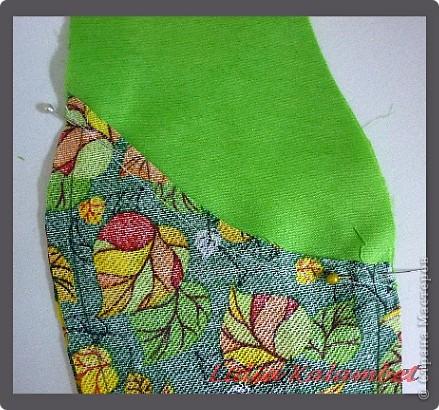 Куклы Шитьё Как я делаю текстильную матрёшку Мастер класс Ткань фото 16
