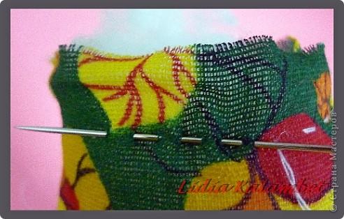 Куклы Шитьё Как я делаю текстильную матрёшку Мастер класс Ткань фото 20
