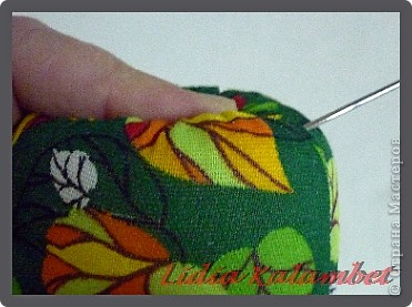 Куклы Шитьё Как я делаю текстильную матрёшку Мастер класс Ткань фото 22