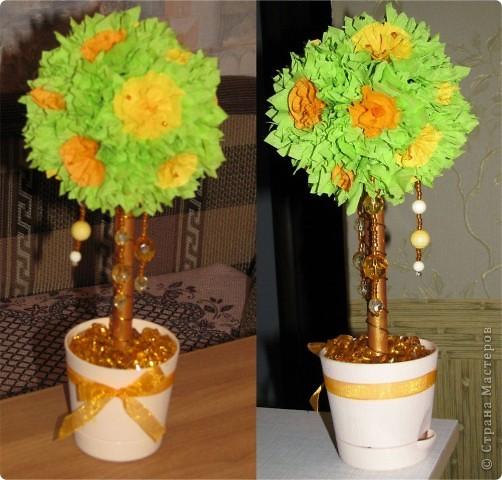 Мои цветочные деревья фото 1