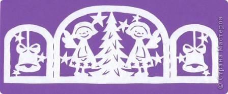 Поделка изделие Новый год Вырезание Новогодние вытынанки Бумага фото 34