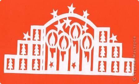 Поделка изделие Новый год Вырезание Новогодние вытынанки Бумага фото 27