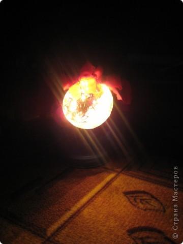 зашла к брату в гараж и увидела старый настенный фонарь, выпросила ! фото 3