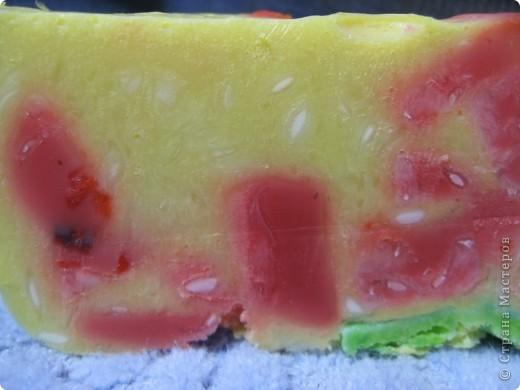 """""""Сыр с десертом""""!!! МММ вкуснятина! Сделано из детского мыла фото 1"""