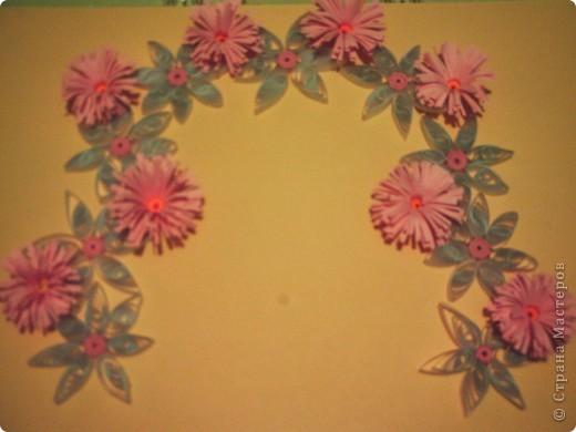Примерка цветочков для подковки фото 1