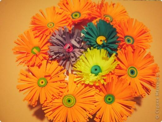 Примерка цветочков для подковки фото 6