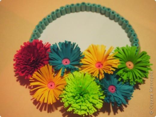 Примерка цветочков для подковки фото 5
