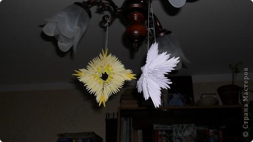 желтая снежинка фото 1