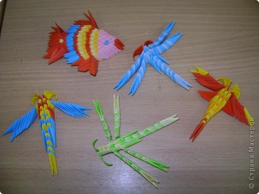 Большая благодарность автору Страны Мастеров Татьяне Просняковой за то, что дает всем нам открывать в себе новые возможности! Отдельное спасибо за знакомство с модульным оригами.