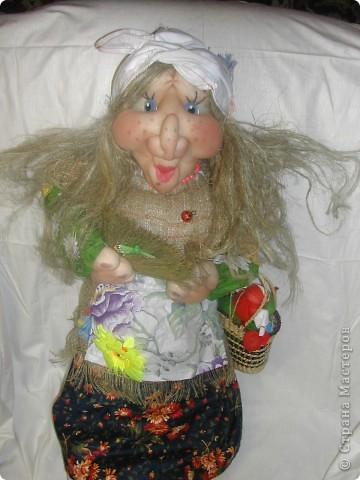 Шаржевая портретная кукла  выполнена в технике скульптурный текстиль фото 7