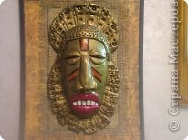 маска африканская фото 1
