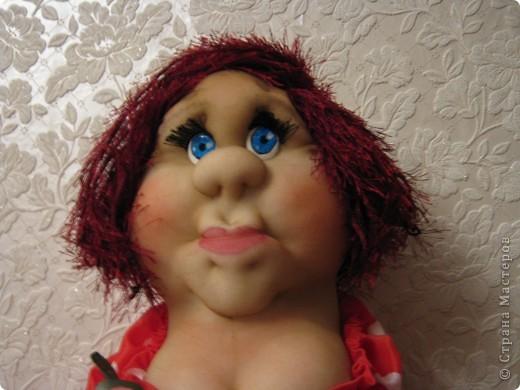 Это кукла-пакетница фото 2