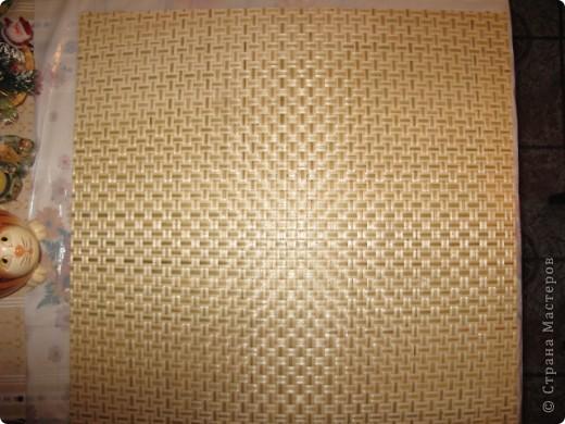 Заехала на строительный рынок...Нашла панели для отделки потолка из бамбука фото 2