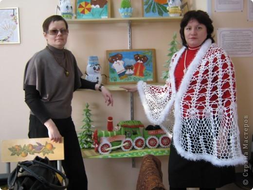 выставка детских работ в мастерской